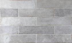 Tribeca Grey Whisper 6x24,6 cegiełki ścienne