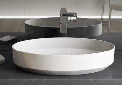 eto umywalka nablatowa biała umywalka łazienka ceramika