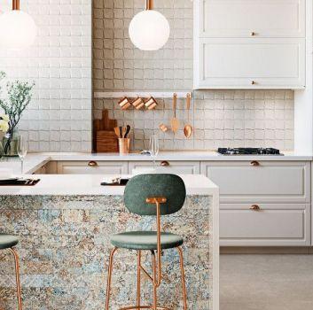 kuchnia z cegiełkami carpet