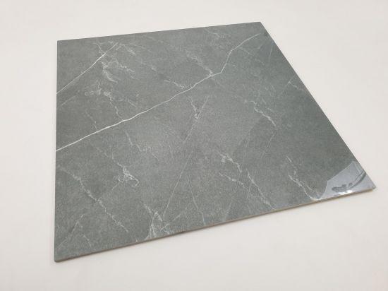 Szare płytki imitujące kamień Pulpis Gris 75x75