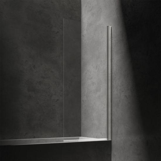 Kingston parawan nawannowy 70 cm szklany chrom/transparentny XHE85CRTR