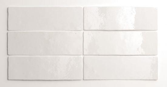 equipe artisan white białe kafelki ścienne
