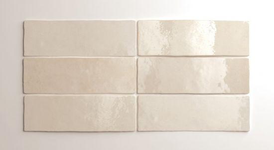 Equipe artisan ochre kafelki na ściane płytki na ściane bezowe połsyk