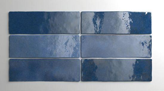 Artisan Aqua 6,5x20 niebieskie płytki ścienne