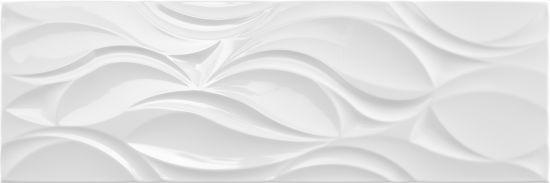 Argena białe płytki dekoracyjne matowe łazienka kuchnia białe płytki