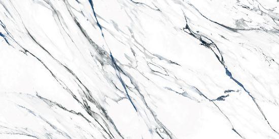 Oikos Blue 75x150 plytka imitująca marmur