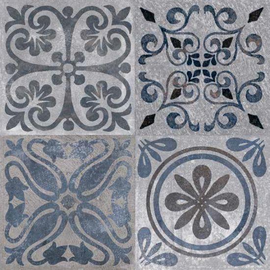 porcelanosa płytka patchowork 60x60 płytka do łazienki kuchni salonu minmalistyczna lazienka