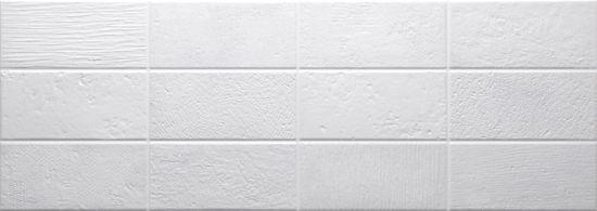 Roca biała płytka na ściane 20x75
