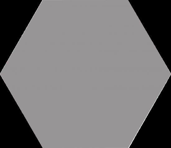 płytka heksagonalna szara heksagony kolorowe