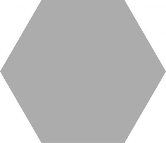 płytki heksagonalne srebrne heksagony