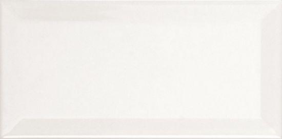 Białe kafelki na ściane 10x20  kafle do łazienki kuchni salonu klasyczna łazienka kuchnia salon