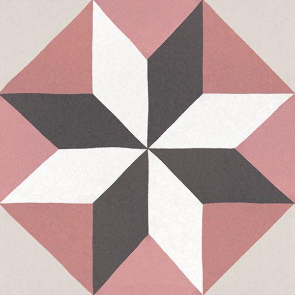 Caprice Deco Magic Colours 20x20 płytka patchworkowa