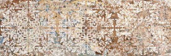 płytki ścienne 25x75 Aparici Carpet Vestige 25,1x75,6 ścienne patchwork niebieskie