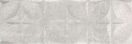 płytki szare dekoracyjne 25x75 Aparici Dixon Noce Tuck