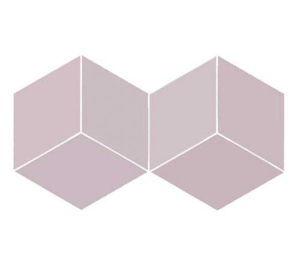 Wow design płytka na ściane podłoge pudrowy róż 14x24