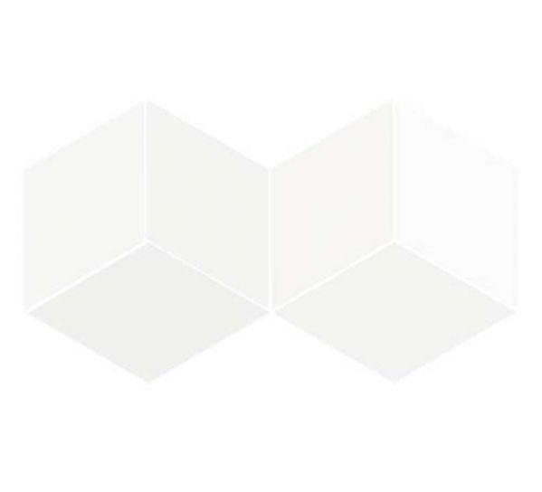 Wow desgin biała płytka bazowa 14x24 płytka dekoracyjna płytka do łazienki