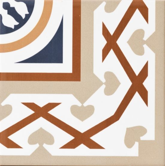Bordiura Aparici Vanguard Mix Taco 1 20x20 do płytek patchwork