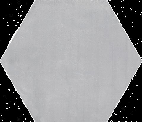 Geotiles szary heksagon na ściane 25x29