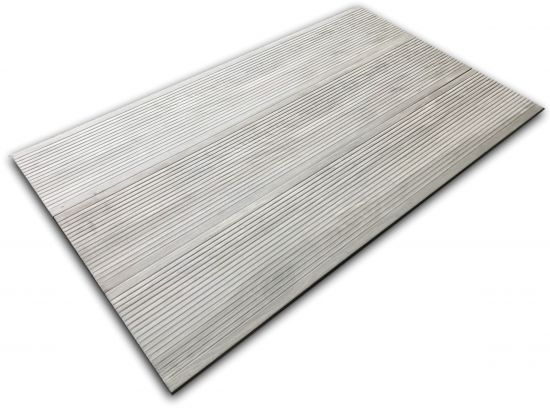 gres szary tarasowy Adobery Taupe 23x120 Alaplana