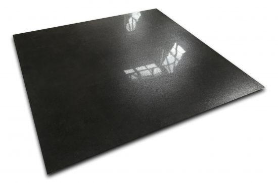 płytki czarne gresowe Emigres Metropolic 80x80