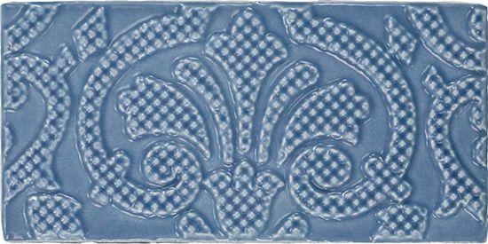 equipe kafelki na sciane 7,5x15 niebieskie błyszczące płytki dekoracyjne do łazienki kuchni
