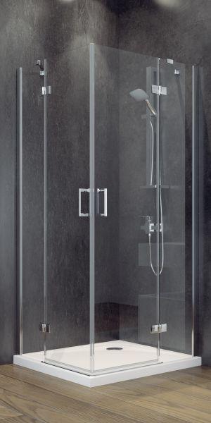 besco kabina prysznicowa kwadratowa 90x90x195