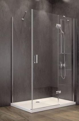 Besco kabina prysznicowa prostokąna 80x100x195