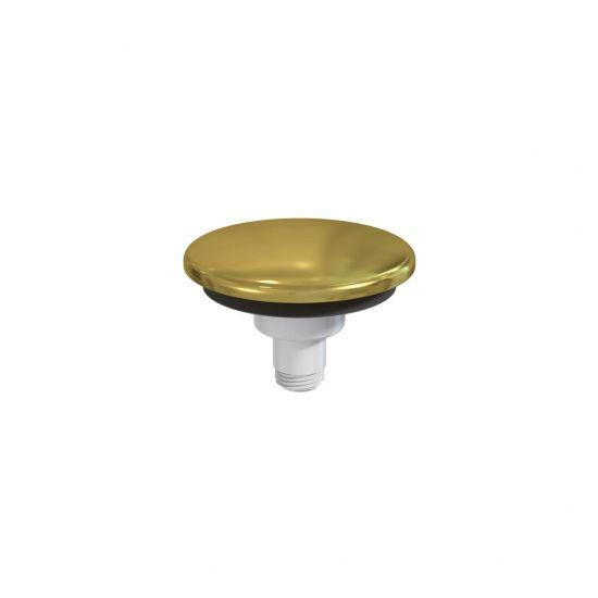 Korek Klik klak 63 mm złoty