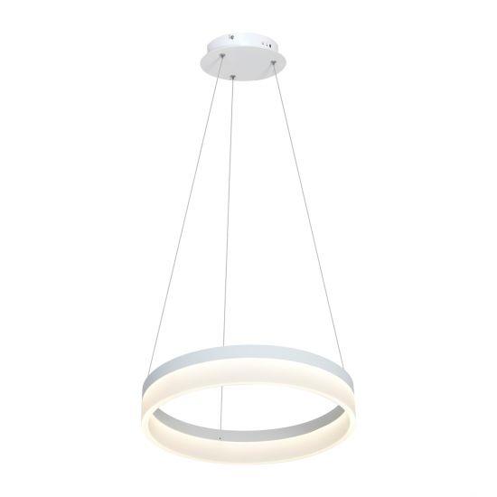 LAMPA WISZĄCA RING 24W LED nowoczesna Milagro