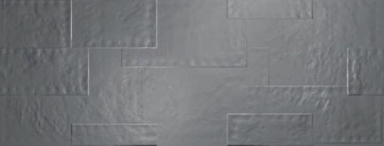 Aparici srebna płytka na ściane płytka do kuchni srebna płytka połysk 45x120