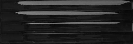 płytki czarne 3D Nordic Negro Arm
