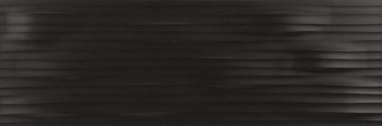płytki czarne 30x90 Aparici Nordic Negro Effect