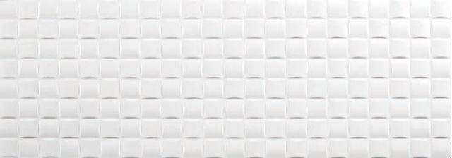 Porcelanosa biała płytka dekoracyjna na ściane mozaika do łazienki 30x90