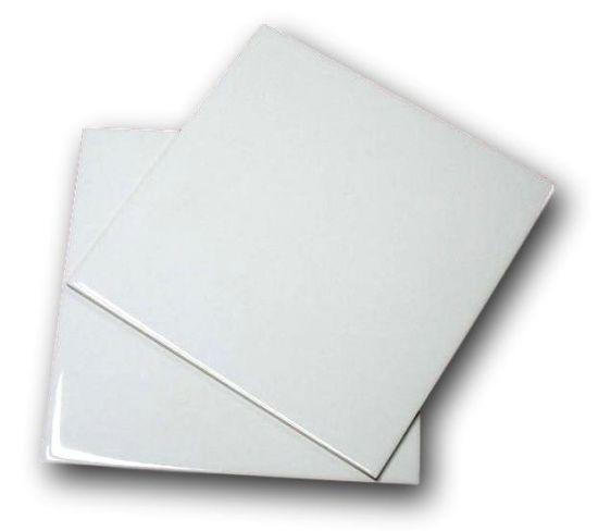 Plaqueta 15x15 płytki białe kwadrat