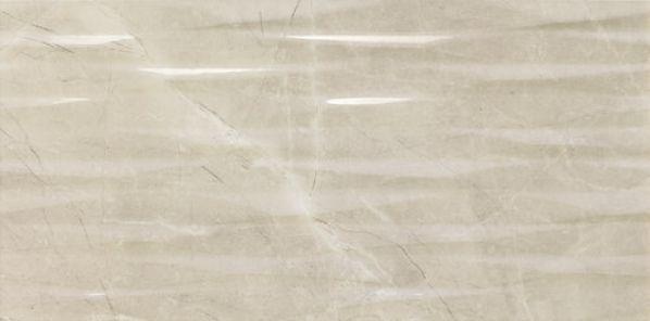 Baldocer płytka dekoracyjna kremowy marmur połysk 30x60 Strass Bayona Ivory