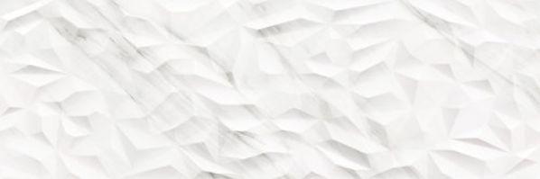 Baldocer płytka dekoracyjna biała płytka na ściane 40x120