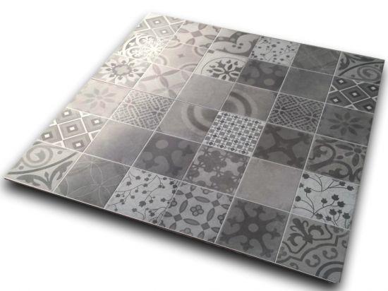 płytki patchwork 60x60 szare Hidra ulico prissmacer