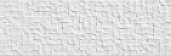 płytki mozaikowe 25x75 Płytki Aparici Solid White Focus