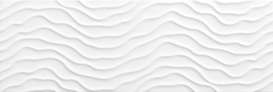 płytki ścienne 25x75 Płytki Aparici Solid White Sysmic