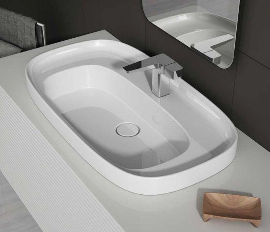 eto umywalka wpuszczana w blat umywalka łazienka ceramika