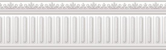 Peronda listwa biały marmur 10x30 płytki dekoracyjne w połysku łazienka kuchnia salon