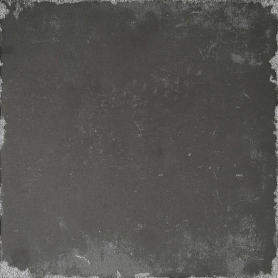 Bouquet płytki czarne matowe 23x23