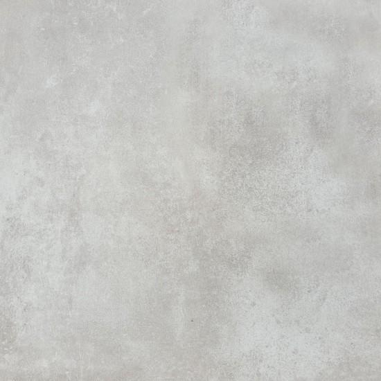 szary gres 60x60 w połysku Portland Bianco