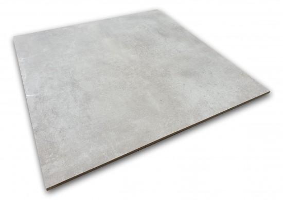loft 60x60 gres szary Portland Bianco