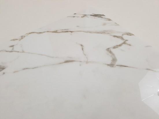 Gres hiszpański jak marmur Tinenza 75x75