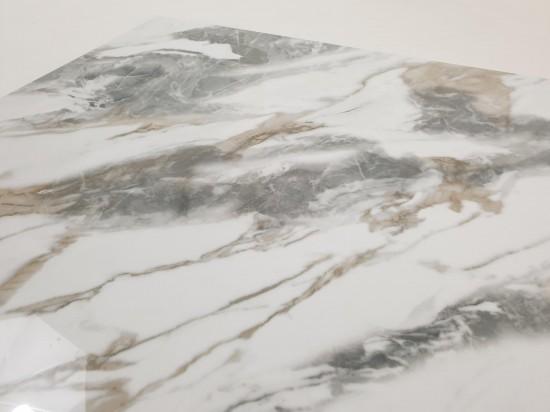 Płytki do kuchni imitujące marmur 120x60 Tinenza