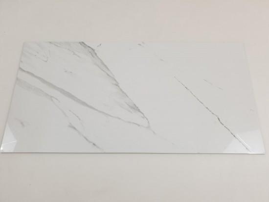 Płytki łazienkowe imitujące marmur 60x120