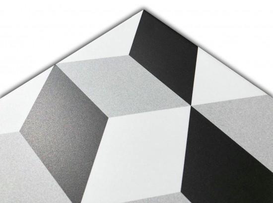 płytki z efektem 3d barcelona cube