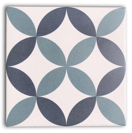 płytki podłogowe patchwork 25x25