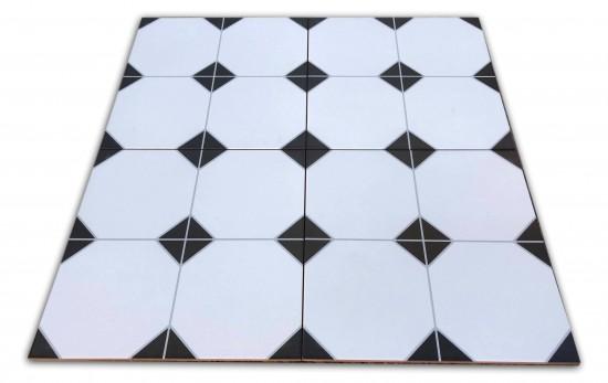 płytki oktagonalne